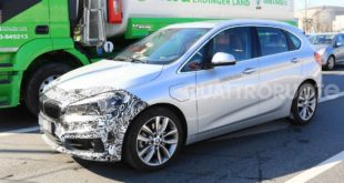 BMW Serie 2 Active Tourer LCI SPY
