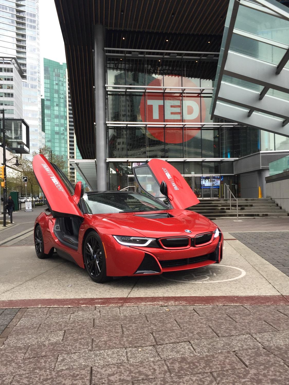 BMW i - NextVisionaries BMW i & TED