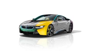 BMW i8 MemphisStyle Concept - Garage Italia Customs