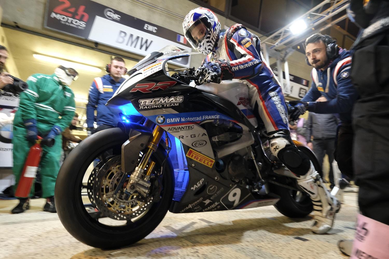 Bmw S 1000 Rr Ian Hutchinson Vola Alla Vittoria Di Brands
