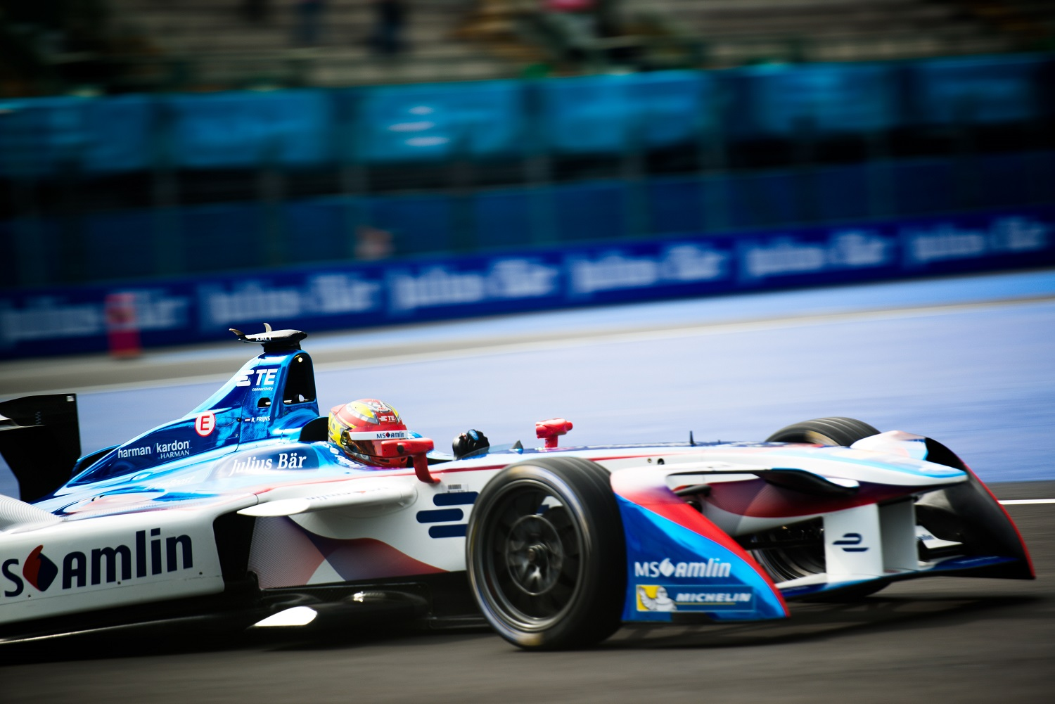 MS Amlin Andretti - Formula E - Mexico City 2017 (2)