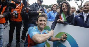 Maratona di Roma - Alex Zanardi 2017 - Gazzetta.it