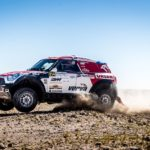 Qatar Cross Country Rally 2017 - Round 4