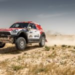 Qatar Cross Country Rally 2017 - Round 4 - Stage 2