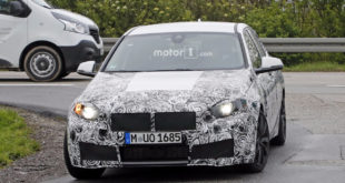 BMW M140i xDrive Spy F40 2019