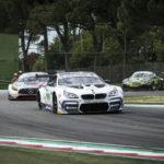 BMW M6 GT3 - Imola 2017