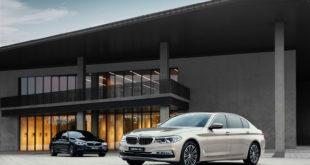 BMW Serie 5 G38 - BMW Serie 5 Li 2017