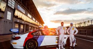 BMW Team Schnitzer all'ADAC GT Masters all'Oschersleben - BMW M6 GT3 2017