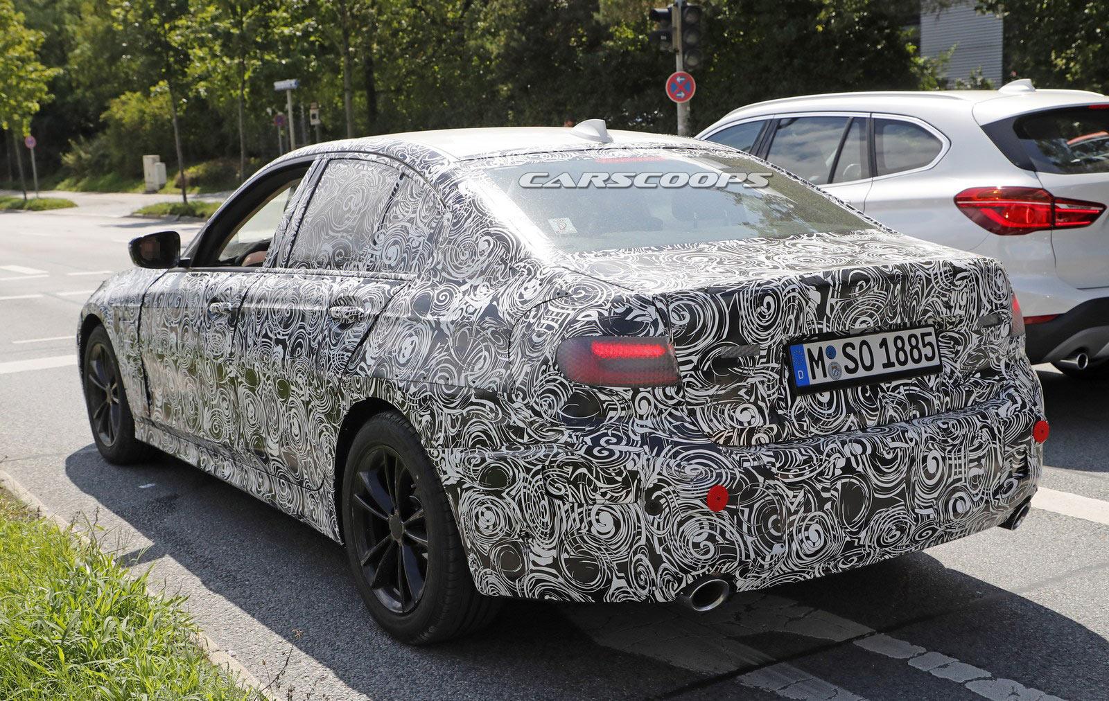 La prossima BMW Serie 3 G20: quali i motori e le versioni ...
