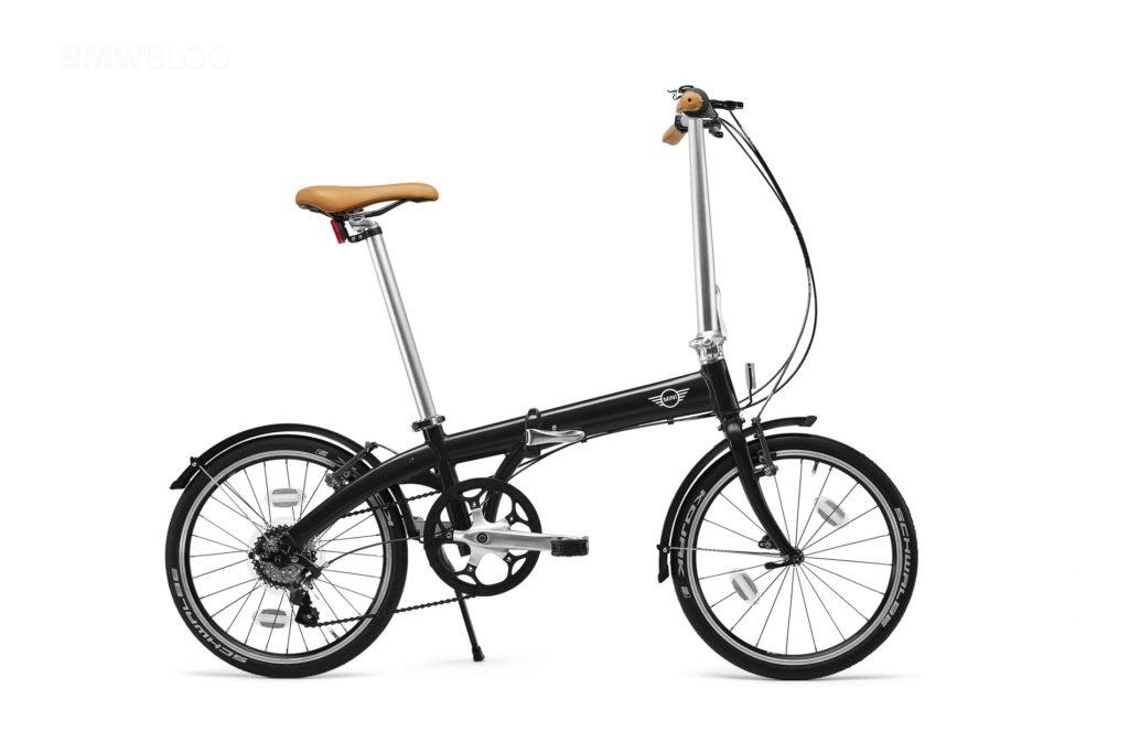 La Nuova Bicicletta Pieghevole Di Mini Bmwpassion Blog