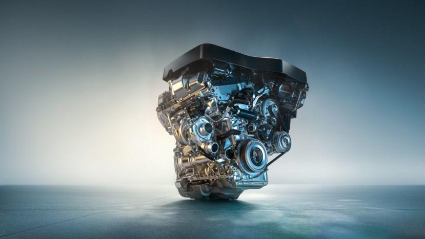 Immagine del motore della BMW Serie 3 2019