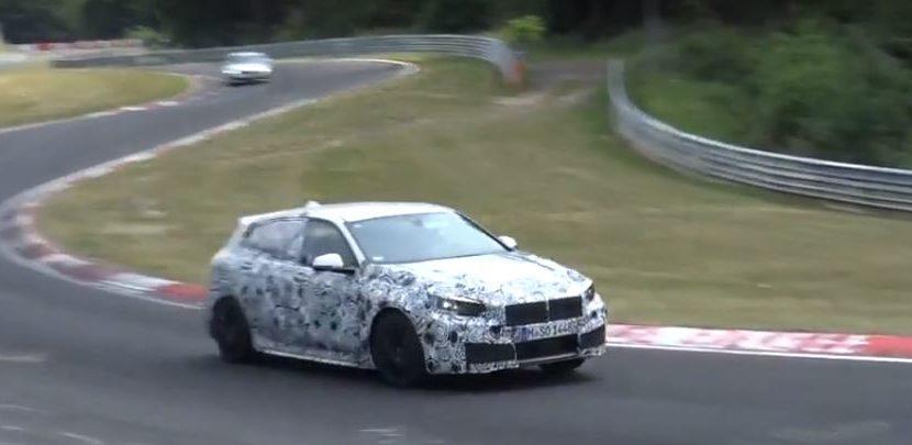 BMW M135i al Nurburgring