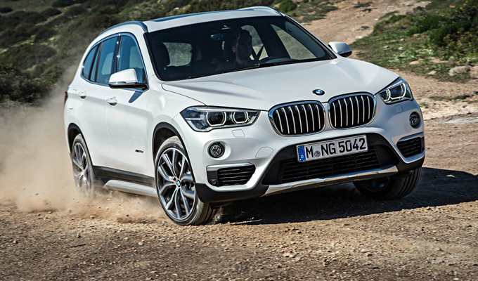 BMW X1 sarà ibrida