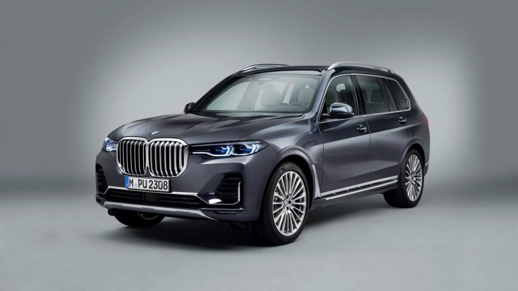 BMW X7 vs BMW Serie 7