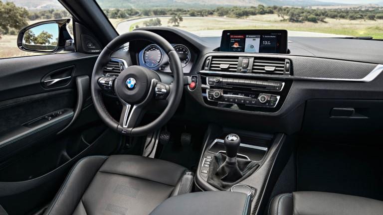 cambio manuale vs DCT su BMW M2 Competition