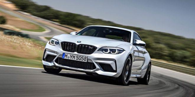 2018 da record per BMW M