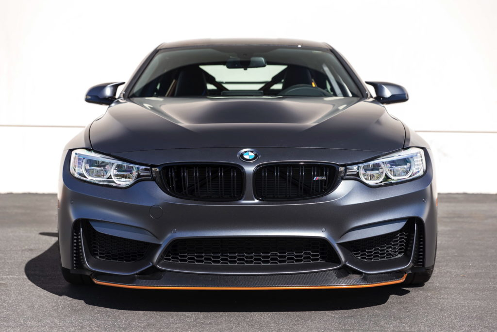 BMW e l'iniezione ad acqua