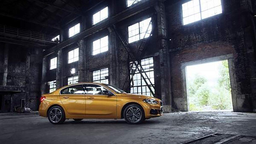 BMW Serie 1 berlina. La nuova BMW Serie 2 Gran Coupé sarà simile?