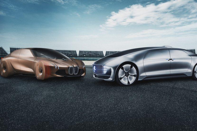 Guida autonoma: Un altro accordo tra BMW e DAIMLER