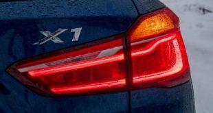 BMW X1 - richiamo per alcune vetture di nuova generazione