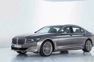 Serie 7 740i restyling