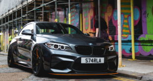 Immagine della BMW M2 GTS di Evolve