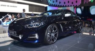 BMW M850i Night Sky al salone di Ginevra