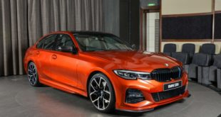 BMW 330i con parti M Performance