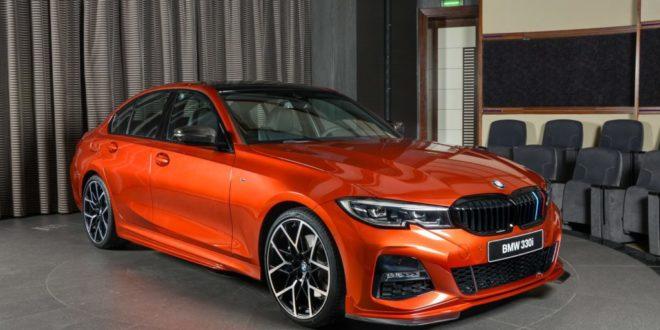BMW 330i con parti M Performance