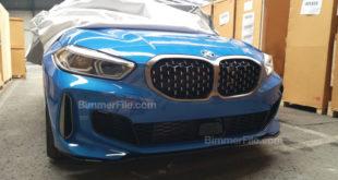 Ecco la BMW M135i xDrive senza veli