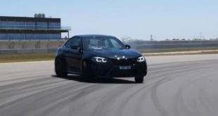 BMW m2 Competition seconda nella categoria Performance Car of the Year