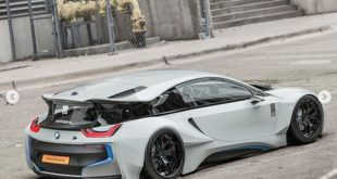 Rendering della fantomatica BMW i8 Shooting Brake