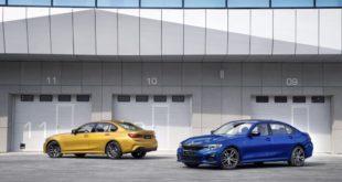 La BMW Serie 3 passo lungo verrà presentata a breve a Shanghai
