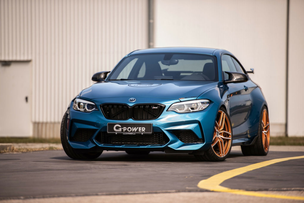 BMW M2 Competition da 680 CV