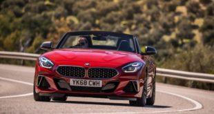 La BMW Z4 M non è nelle priorità di BMW M