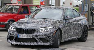 Carrozzeria esterna della BMW M2 CS 2020