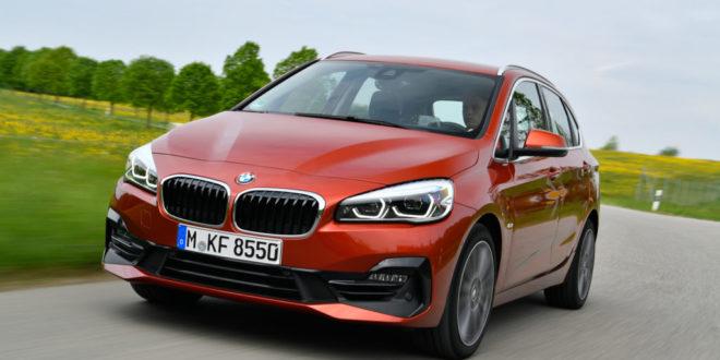 BMW Serie 2 Active e Gran Tourer non vedranno una prossima generazione