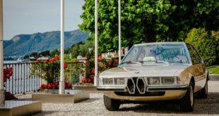 BMW Garnisch a Villa d'Este