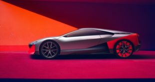 Appena annunciata la BMW Vision M Next