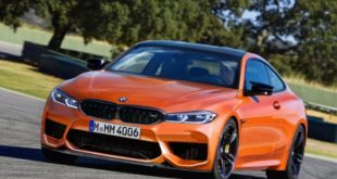 BMW M4 2020 immaginata da AutoBild