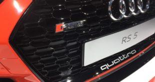 Audi Sport vuole farsi più competitiva per gareggiare con BMW M