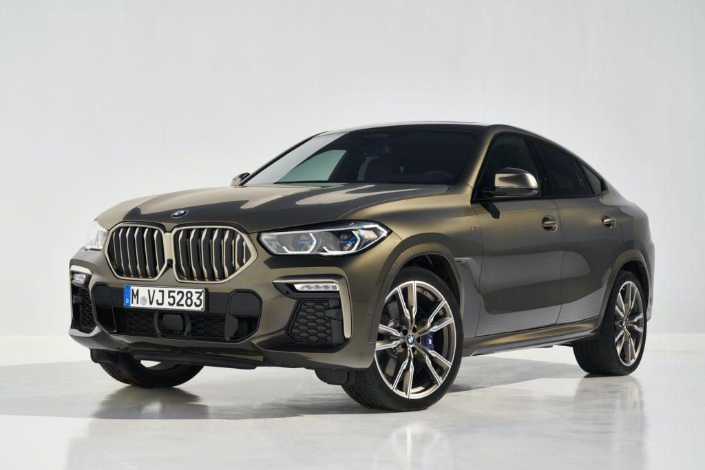 Nuova BMW X6 G06, ecco la sorellona della BMW X5