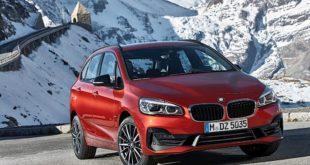 BMW sta sorprendentemente lavorando a una nuova BMW Serie 2 Active Tourer!