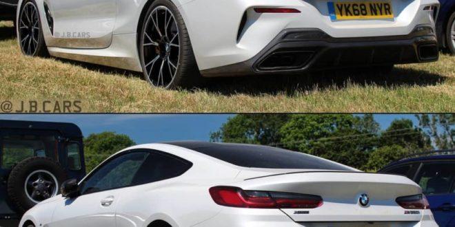 Ecco il rendering della BMW Serie 8 Shooting Brake
