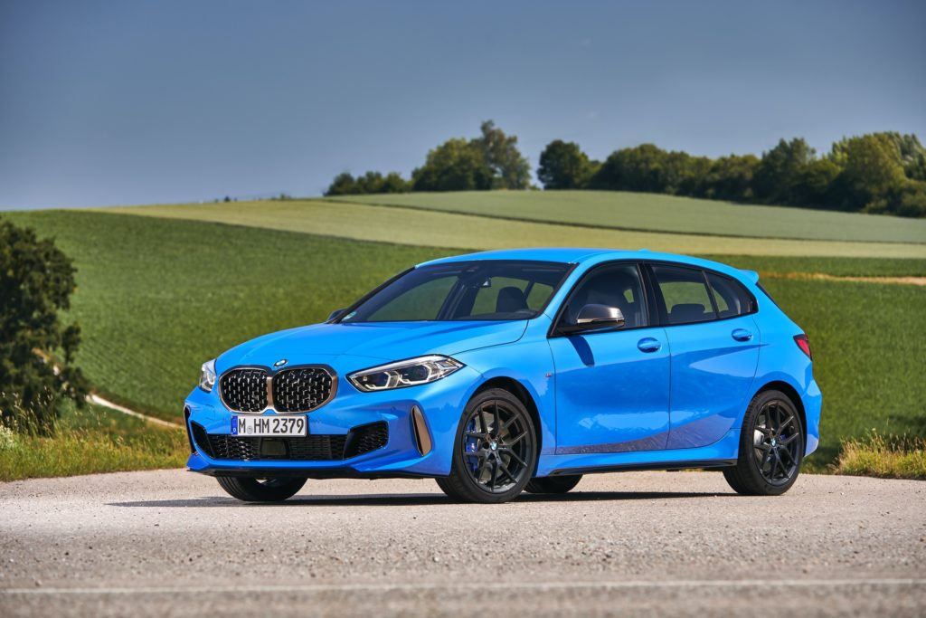 BMW Serie 1 F40 - ecco cosa ne pensa motor1.com