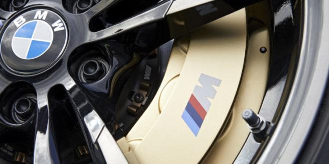Freni BMW M: Ecco come usarli