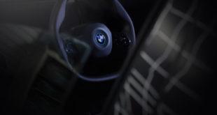 Ecco lo sterzo poligonale per la BMW iNEXT