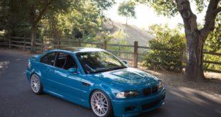 Il valore della BMW M3 E46 sale alle stelle