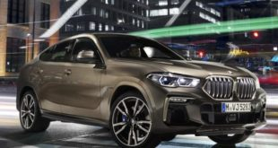 BMW X6 G06 apparsa oggi in foto!