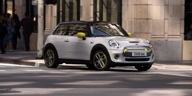 MINI destinata ad essere full electric?